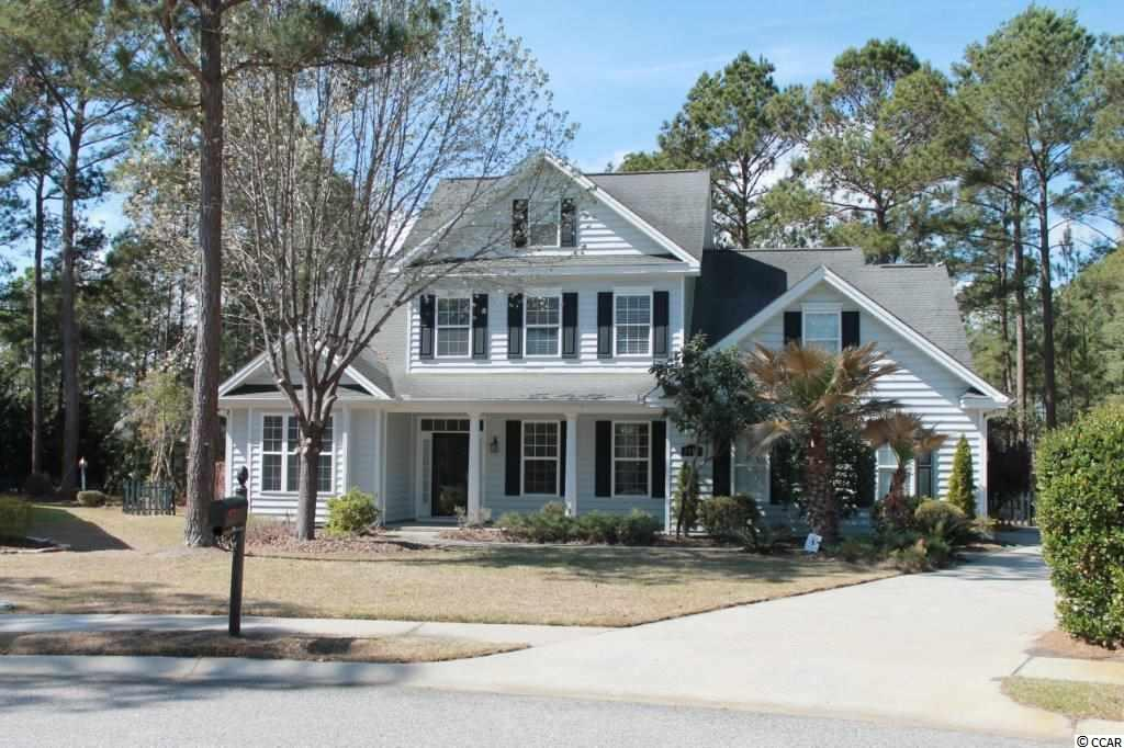 Detached MLS:1705667   4113 Kirby Ct. Myrtle Beach SC