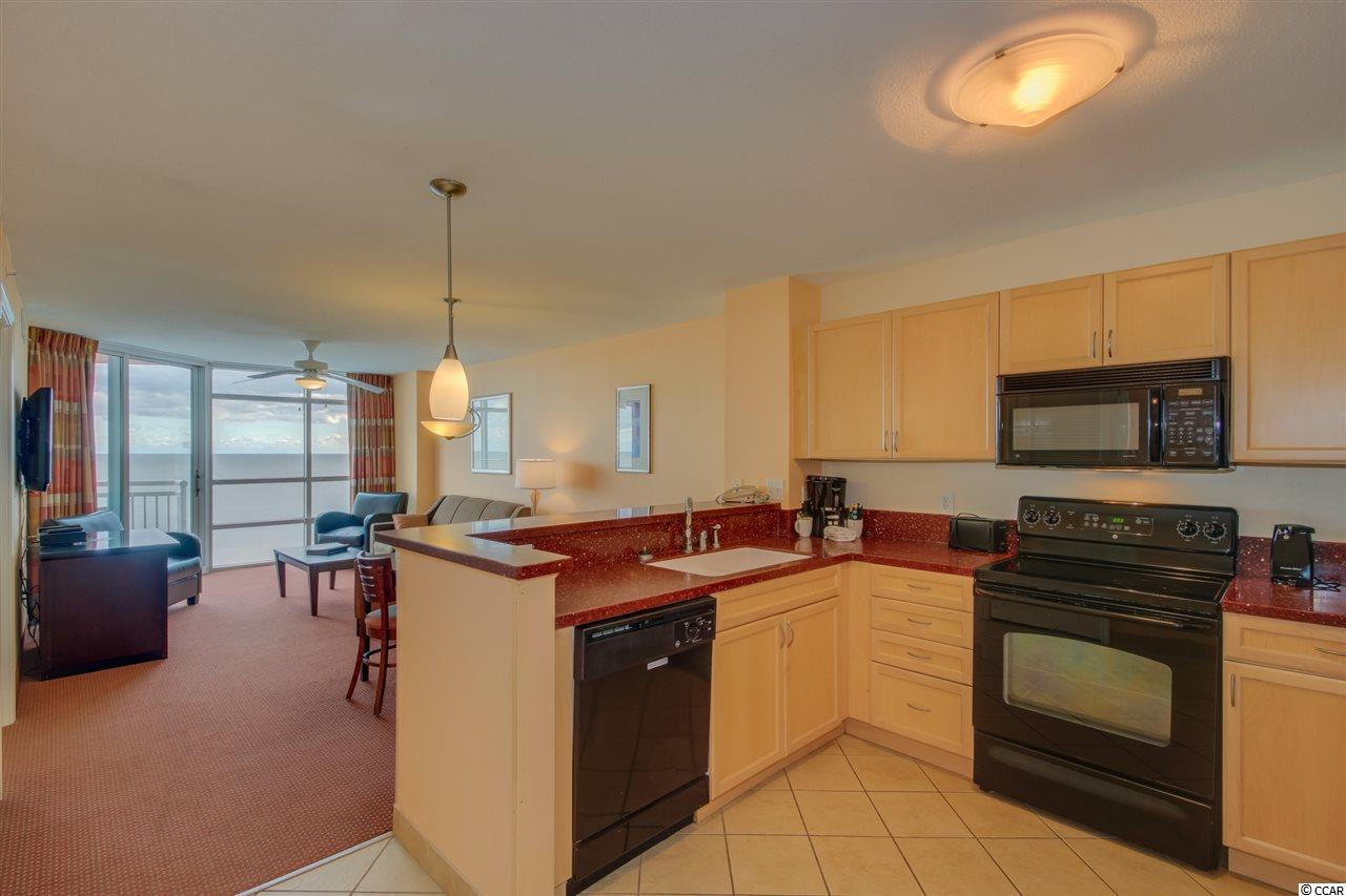 Prince Resort condo at 3500 N Ocean Blvd for sale. 1705702