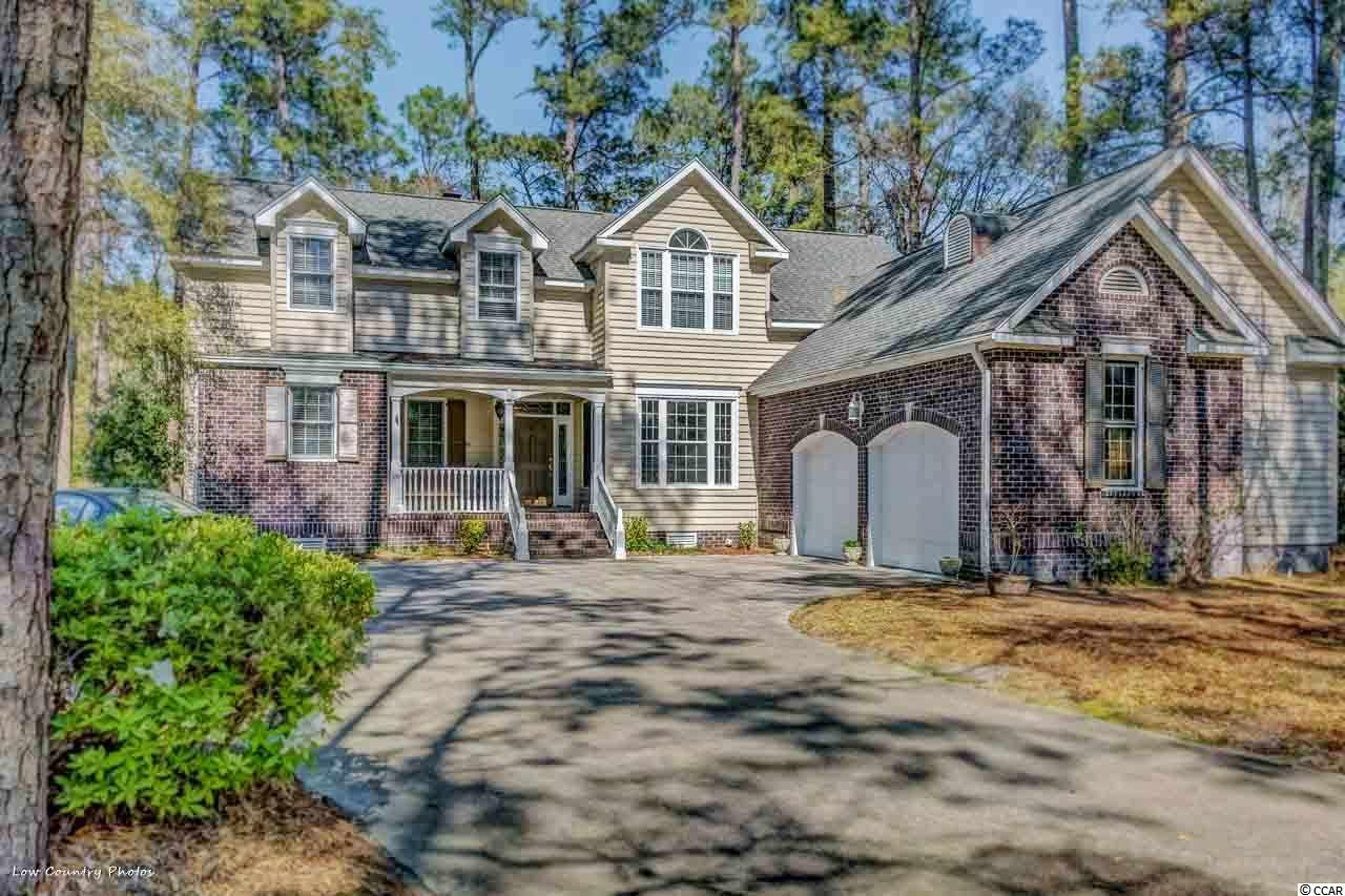 Homes For Sale In Wachesaw Plantation Murrells Inlet