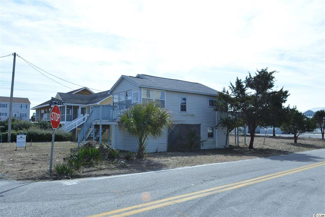 house for sale at  Not within a Subdivision at 115 YUCCA AVENUE Garden City Beach, SC