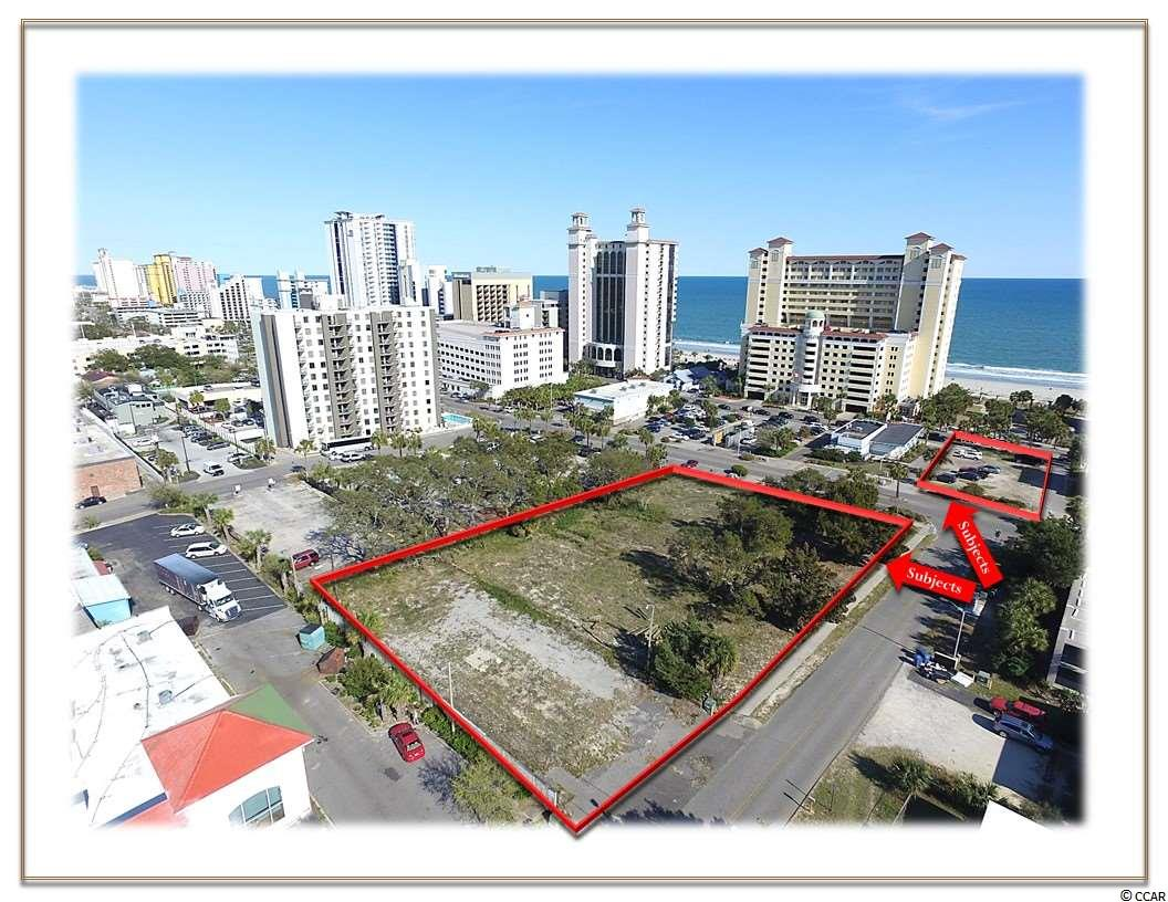 Land for Sale at 1901 N Ocean Boulevard 1901 N Ocean Boulevard Myrtle Beach, South Carolina 29577 United States