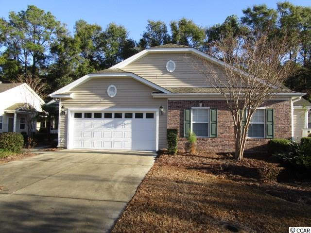 1/2 DUPLEX MLS:1706199 Hidden Oaks - Pawleys Island  56-1 Highgrove Ct. Pawleys Island SC