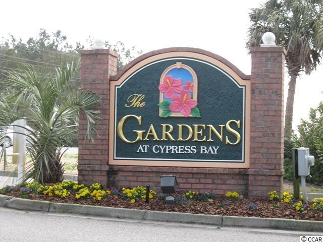 This 2 bedroom condo at  Gardens at Cypress Bay is currently for sale