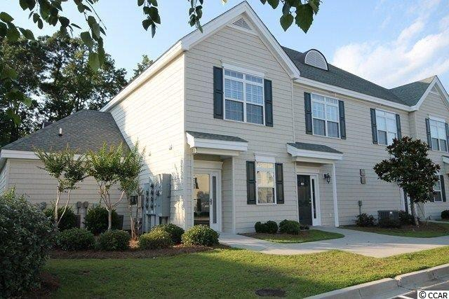 Townhouse MLS:1706332 VILLAGE@GLENS  118 Scotchbroom Little River SC