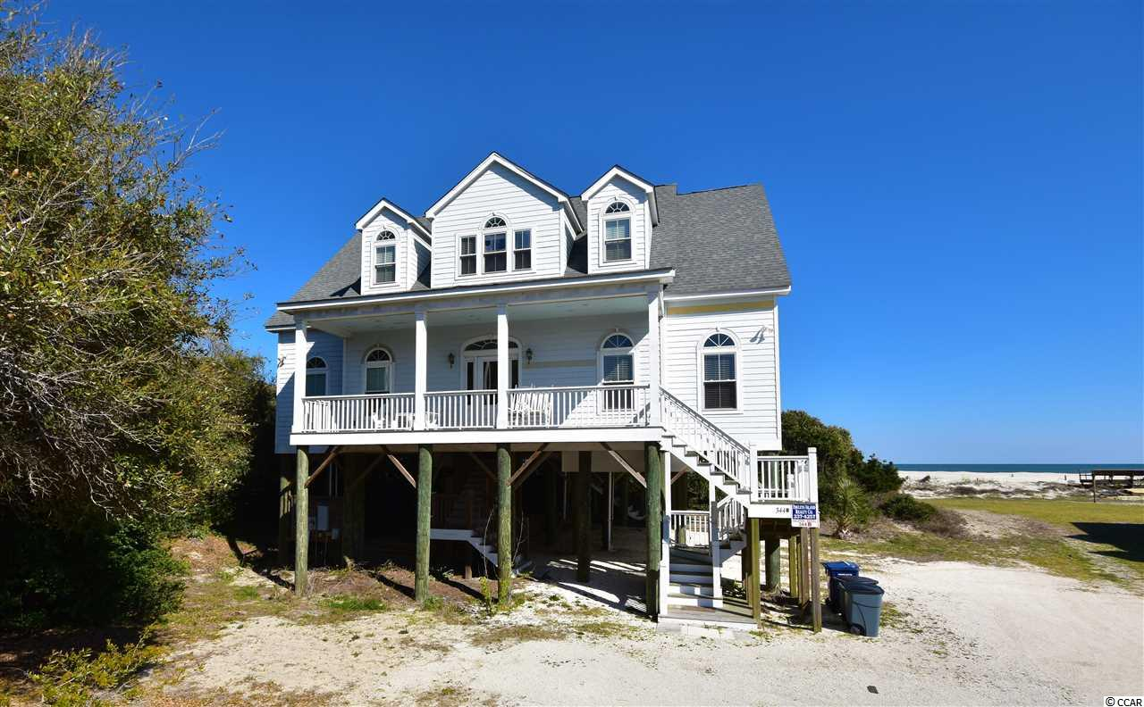 Detached MLS:1706367   344B Myrtle Ave. Pawleys Island SC