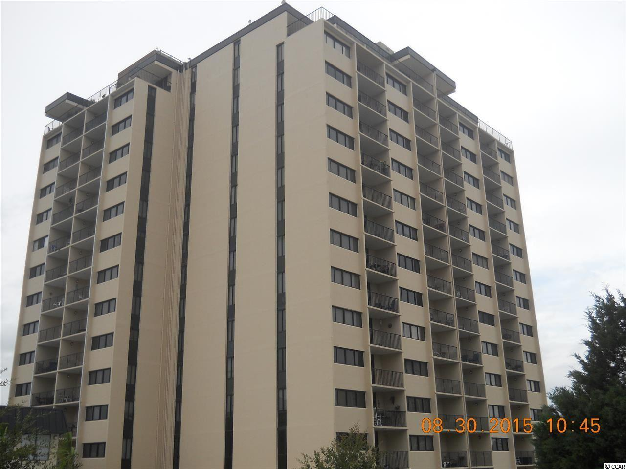 CONDO MLS:1706435 Holiday Tower  601 MITCHELL Dr. Myrtle Beach SC