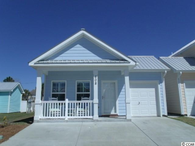 CONDO MLS:1706450 Cottages At Seventh  608 Surfsong Way North Myrtle Beach SC