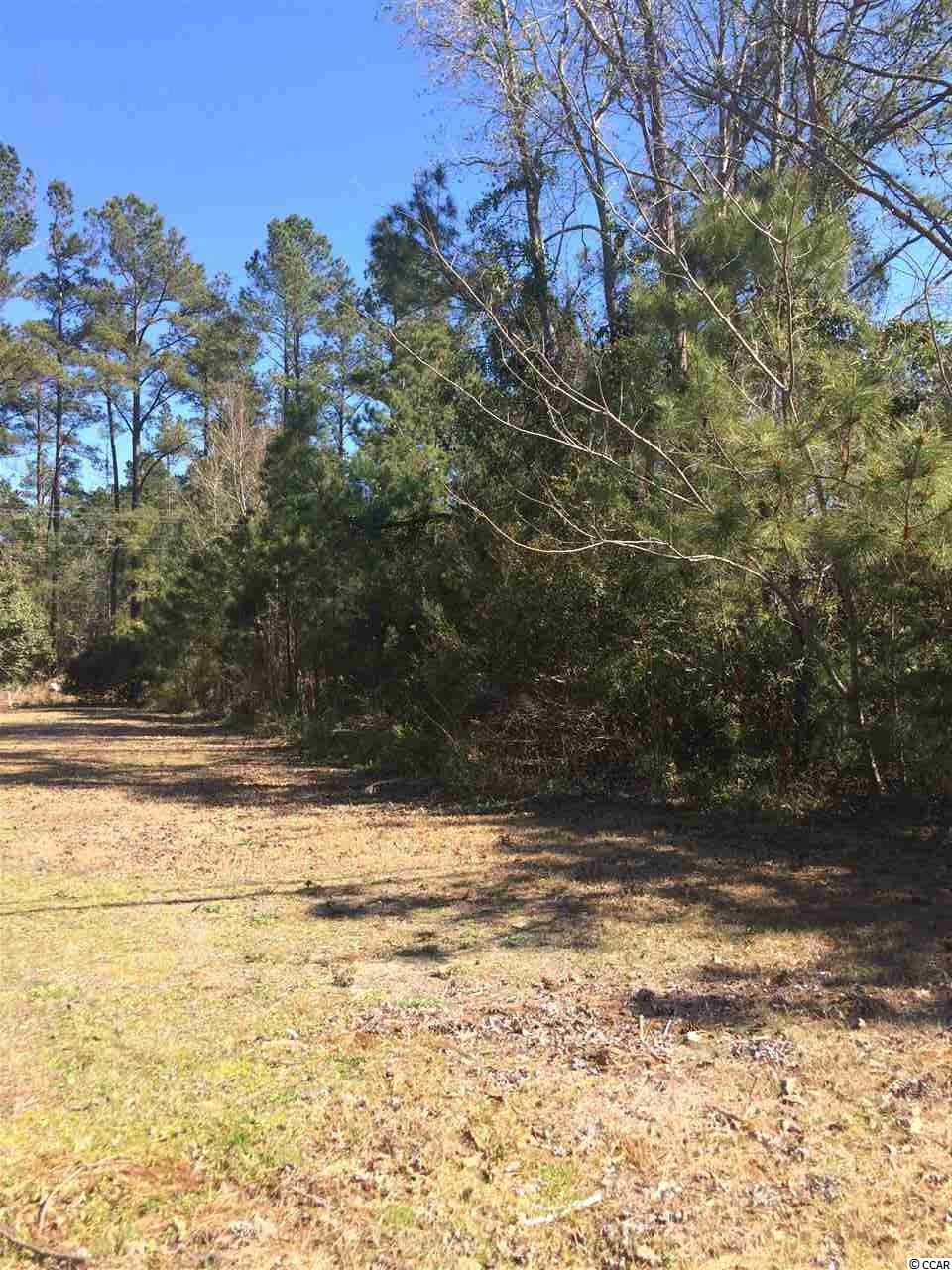 Land for Sale at TBD Yadkin Avenue TBD Yadkin Avenue Georgetown, South Carolina 29440 United States