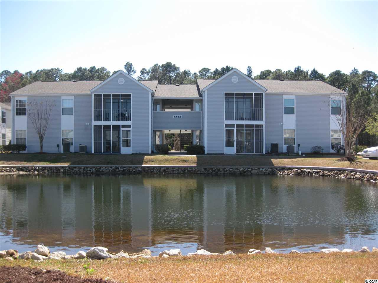 Lake/Pond View,End Unit Condo in SOUTH BAY LAKES : Myrtle Beach South Carolina