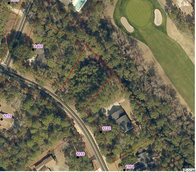 Land for Sale at Lot 16 Hawthorne Drive Lot 16 Hawthorne Drive Pawleys Island, South Carolina 29585 United States