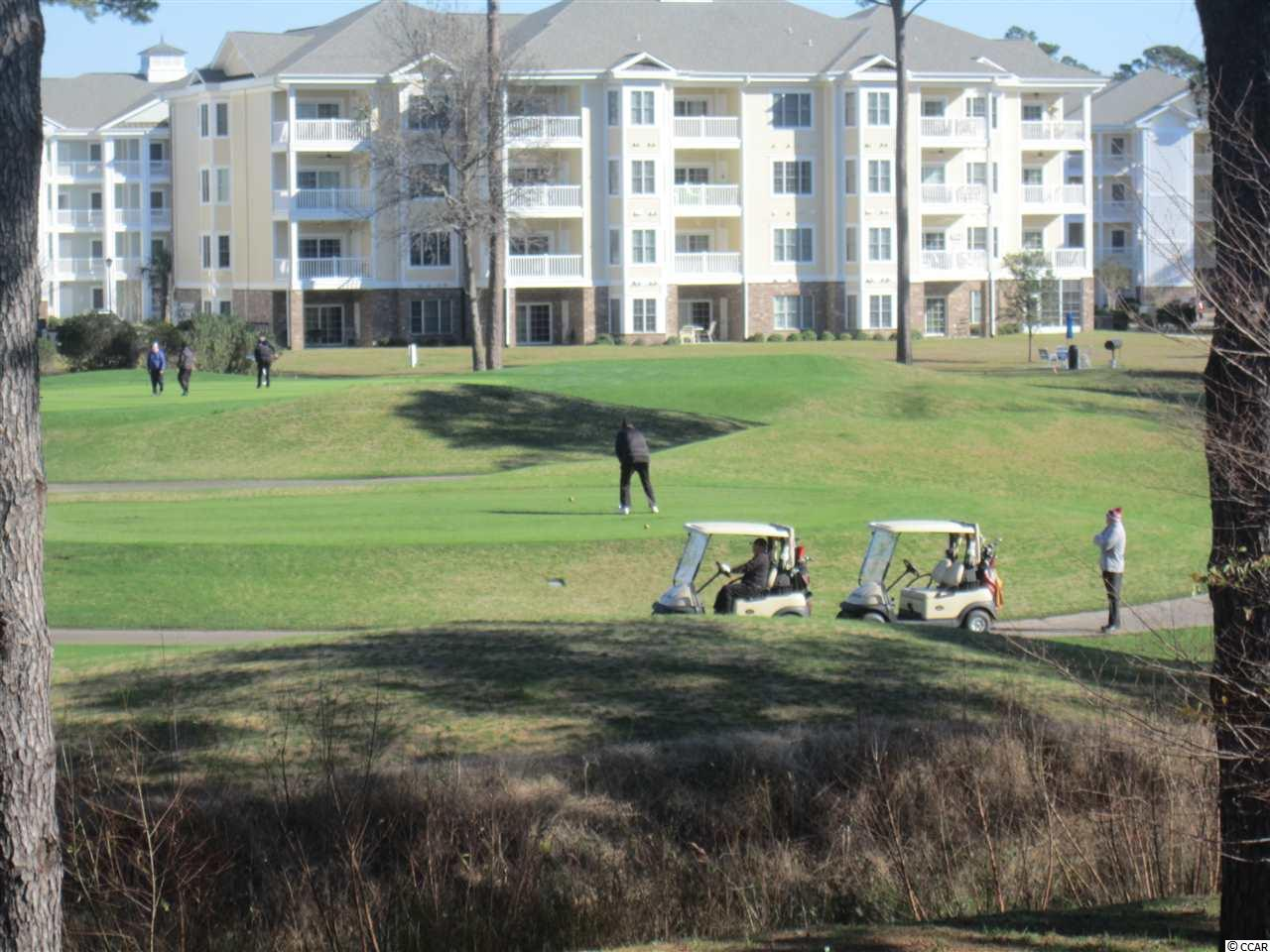 Golf Course View Condo in Magnolia Pointe : Myrtle Beach South Carolina