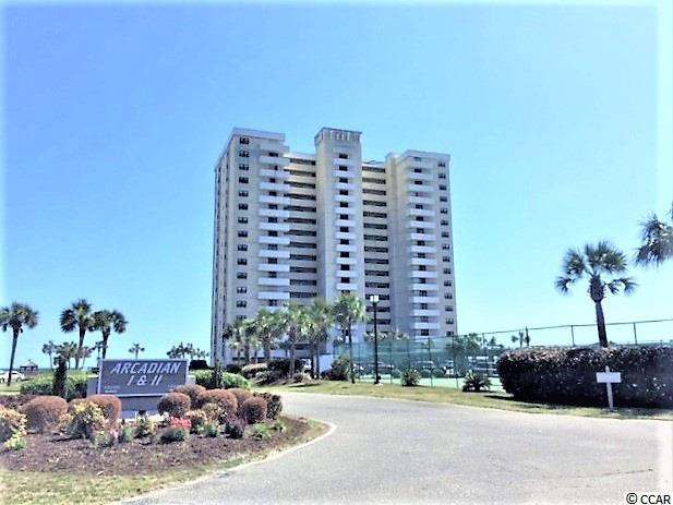 Condo MLS:1707015 Arcadian II  10100 Beach Club Dr #8D Myrtle Beach SC