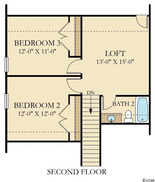View this 3 bedroom condo for sale at  Building 12 in Myrtle Beach, SC