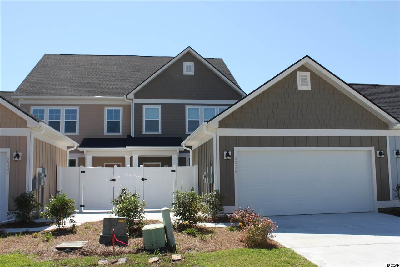 Townhouse MLS:1707021 Market Common, The  2280 Heritage Loop Myrtle Beach SC