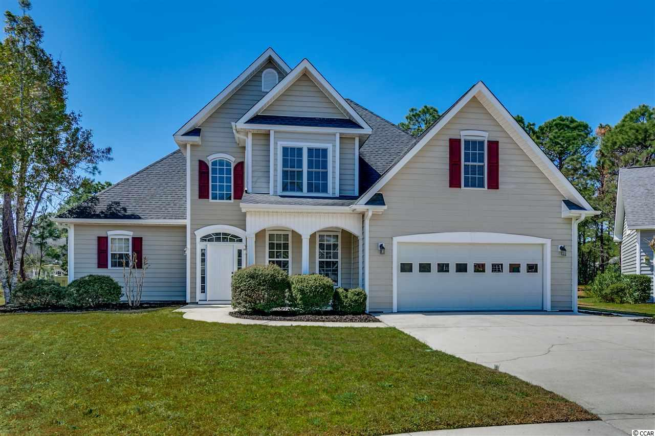 4804 Seabreeze Lane, Myrtle Beach, SC 29579
