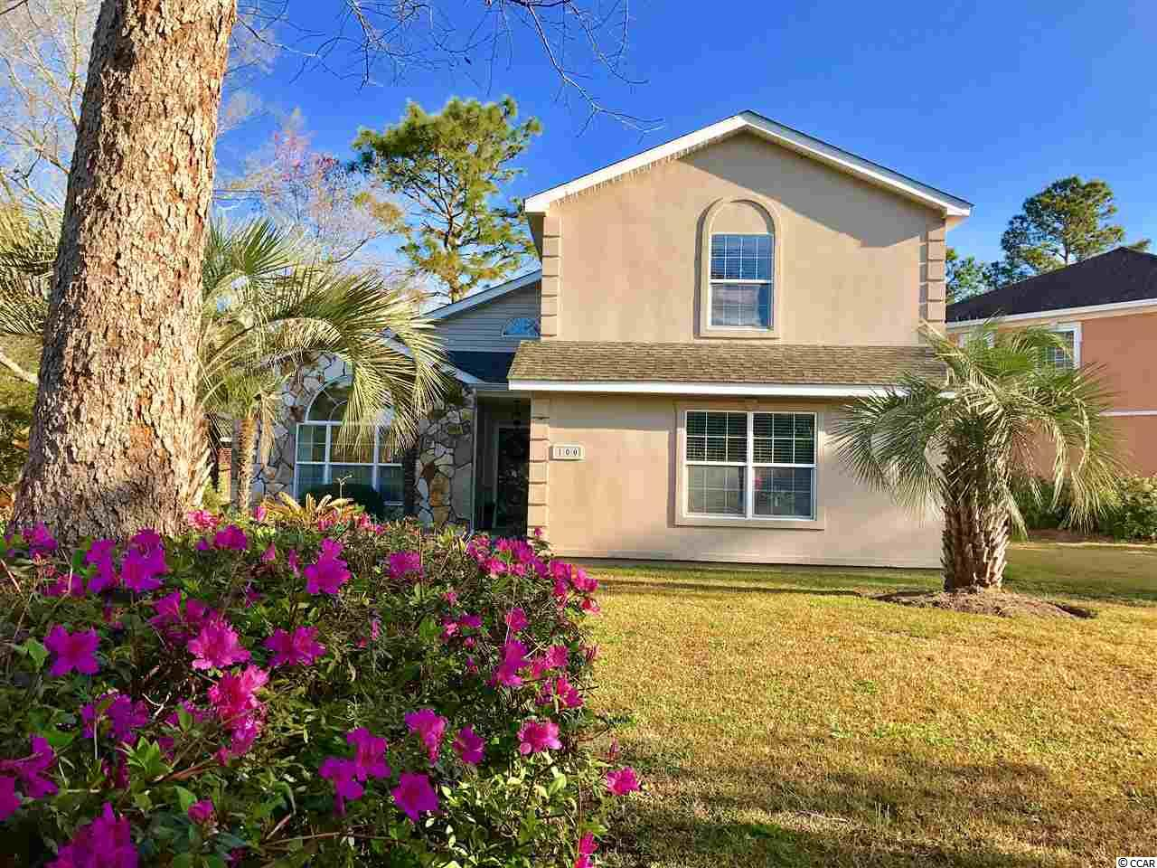 Single Family Home for Sale at 100 Cooper River Road 100 Cooper River Road Myrtle Beach, South Carolina 29588 United States
