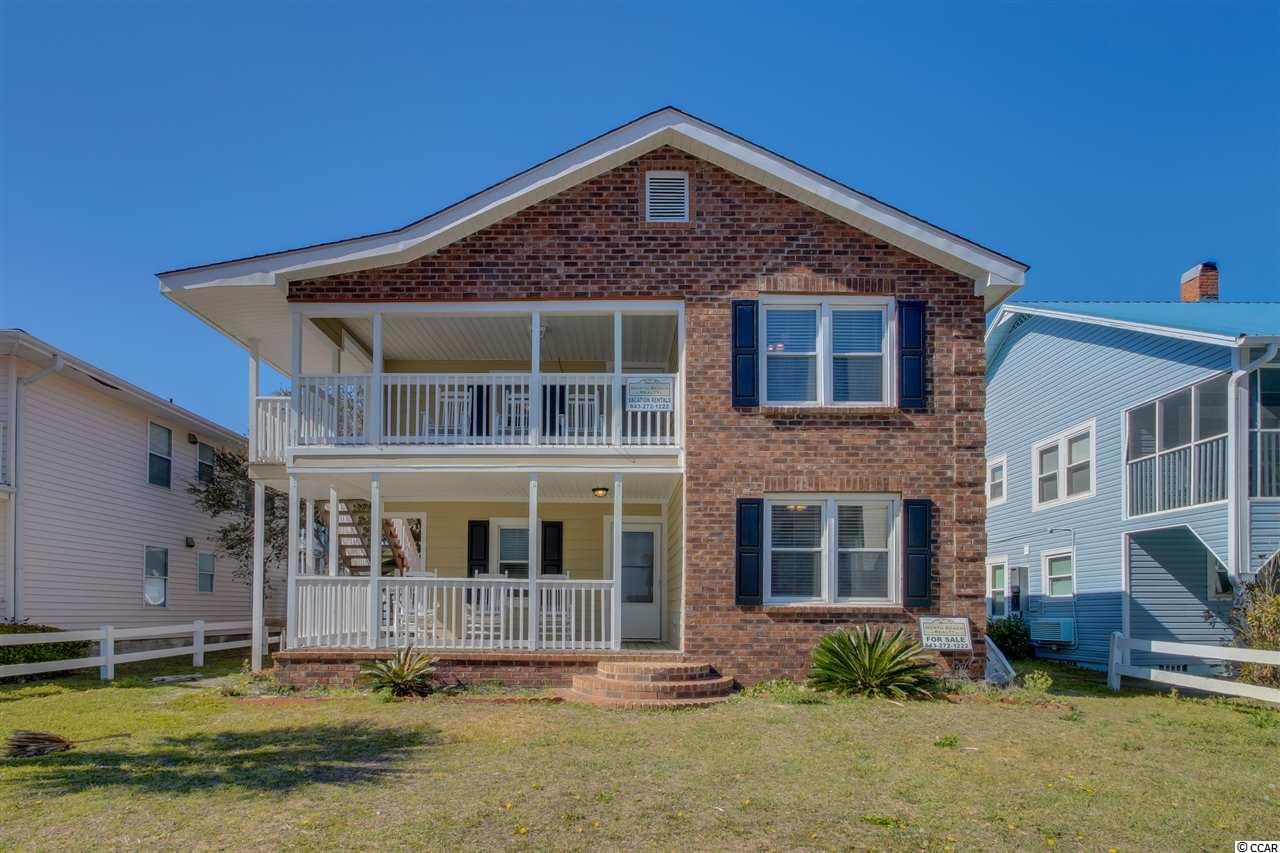 Detached MLS:1707211   1418 S Ocean Blvd. North Myrtle Beach SC