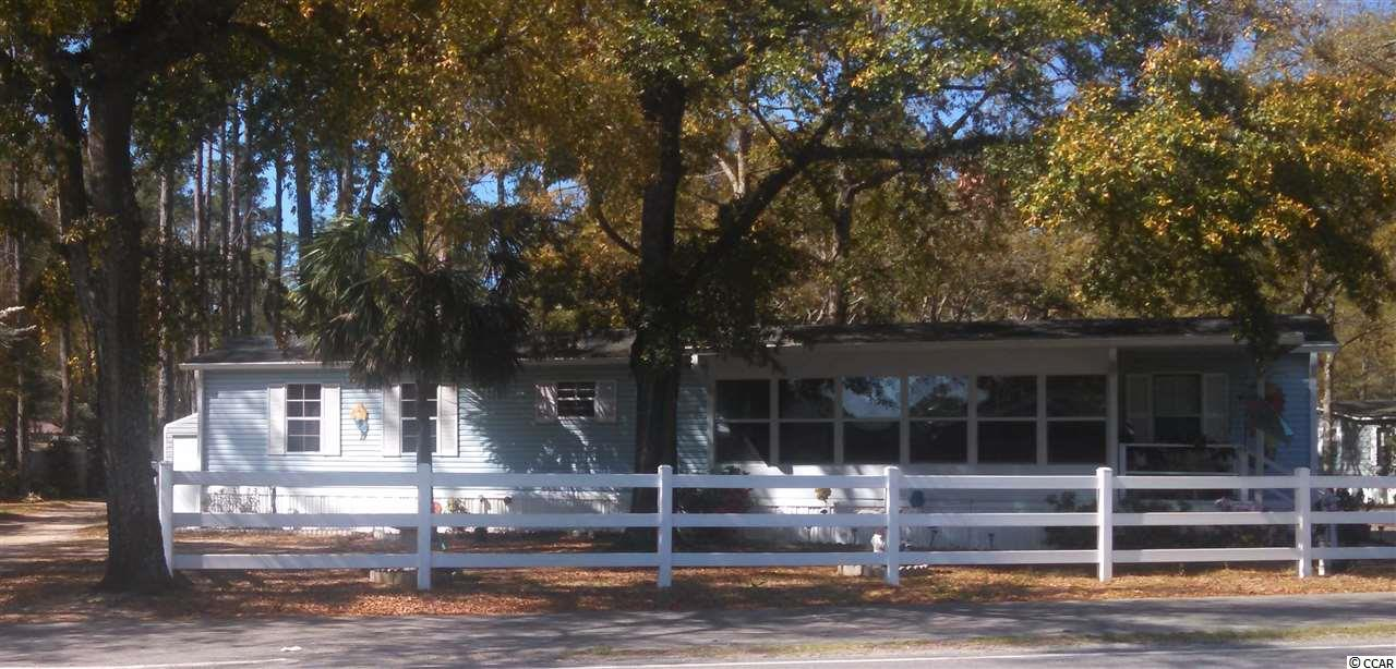 Manufactured Leased Land MLS:1707290   489 Clubhouse Rd Murrells Inlet SC