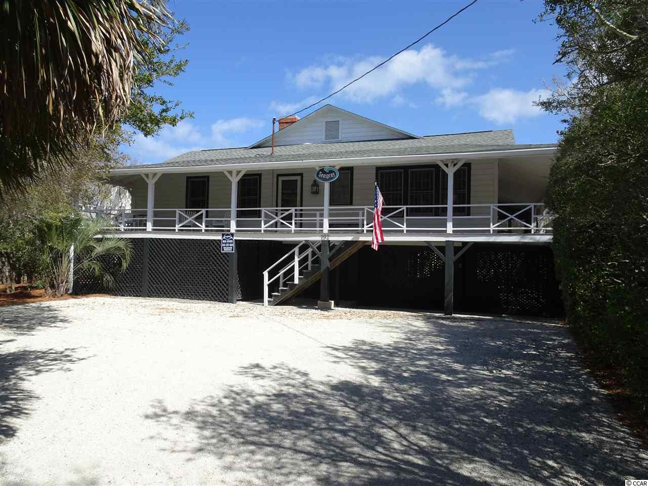 Detached MLS:1707292   192 Atlantic Ave. Pawleys Island SC