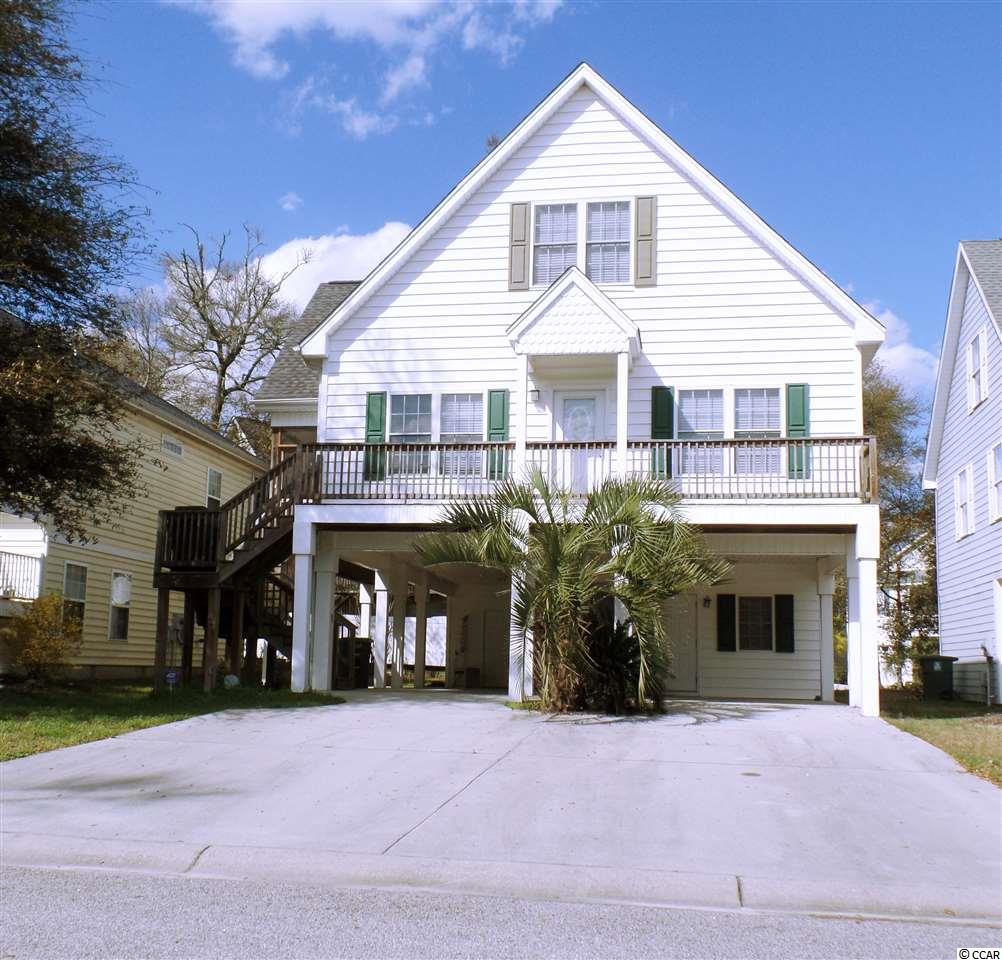 702 Seashell Lane, North Myrtle Beach, SC 29582