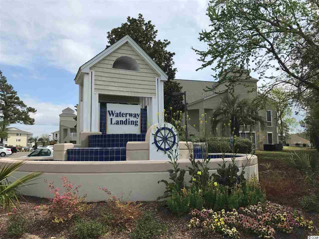 Interested in this  condo for $103,900 at  Waterway Landing is currently for sale