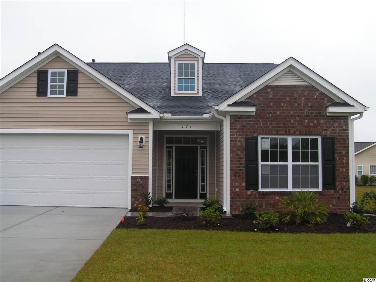 Single Family Home for Sale at 174 Glenmoor Drive 174 Glenmoor Drive Conway, South Carolina 29526 United States