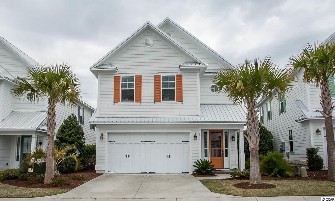 DETACHED WITH HPR MLS:1707726   4836 Cantor Court North Myrtle Beach SC