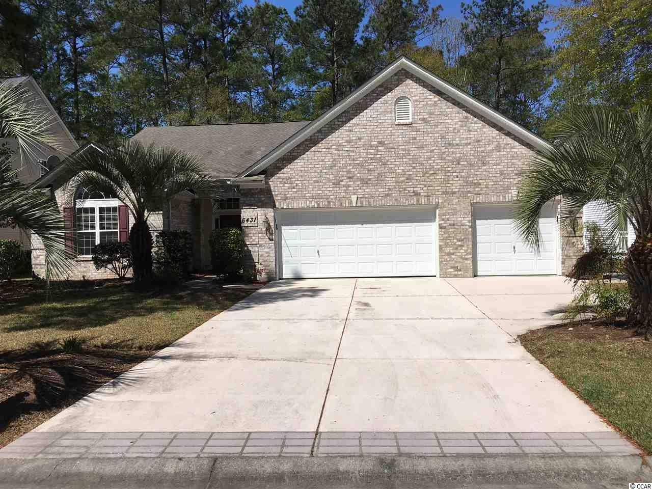 6431 Somersby Drive, Murrells Inlet, SC 29576
