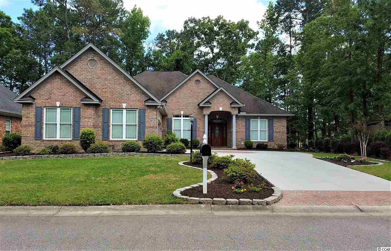 Detached MLS:1707773   5615 S Blackmoor Dr. Murrells Inlet SC