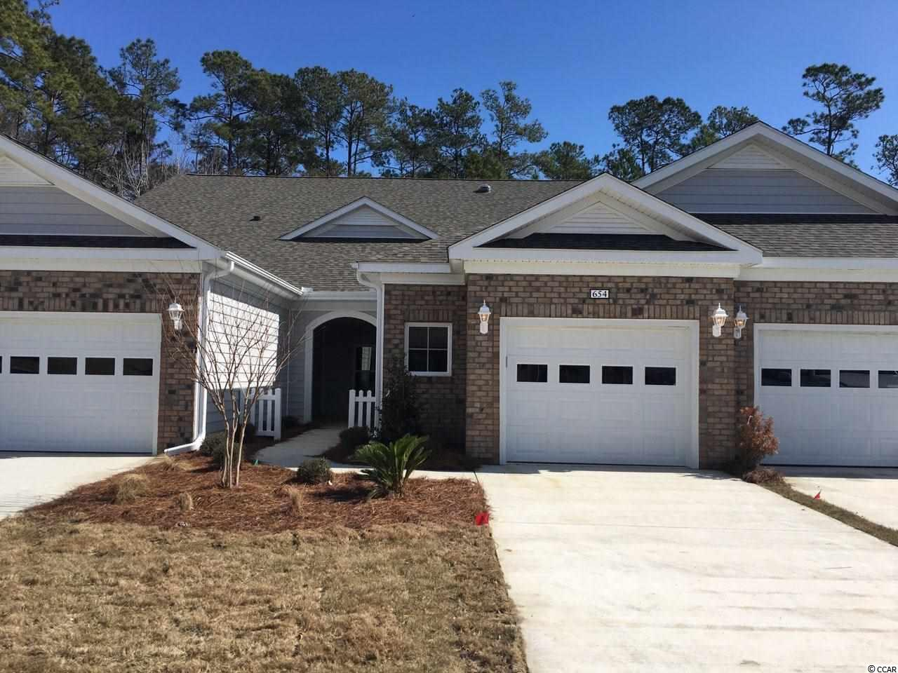 Townhouse MLS:1707873 Johns Bay South at Prince Creek  Lot 76 Misty Hammock Lane Murrells Inlet SC