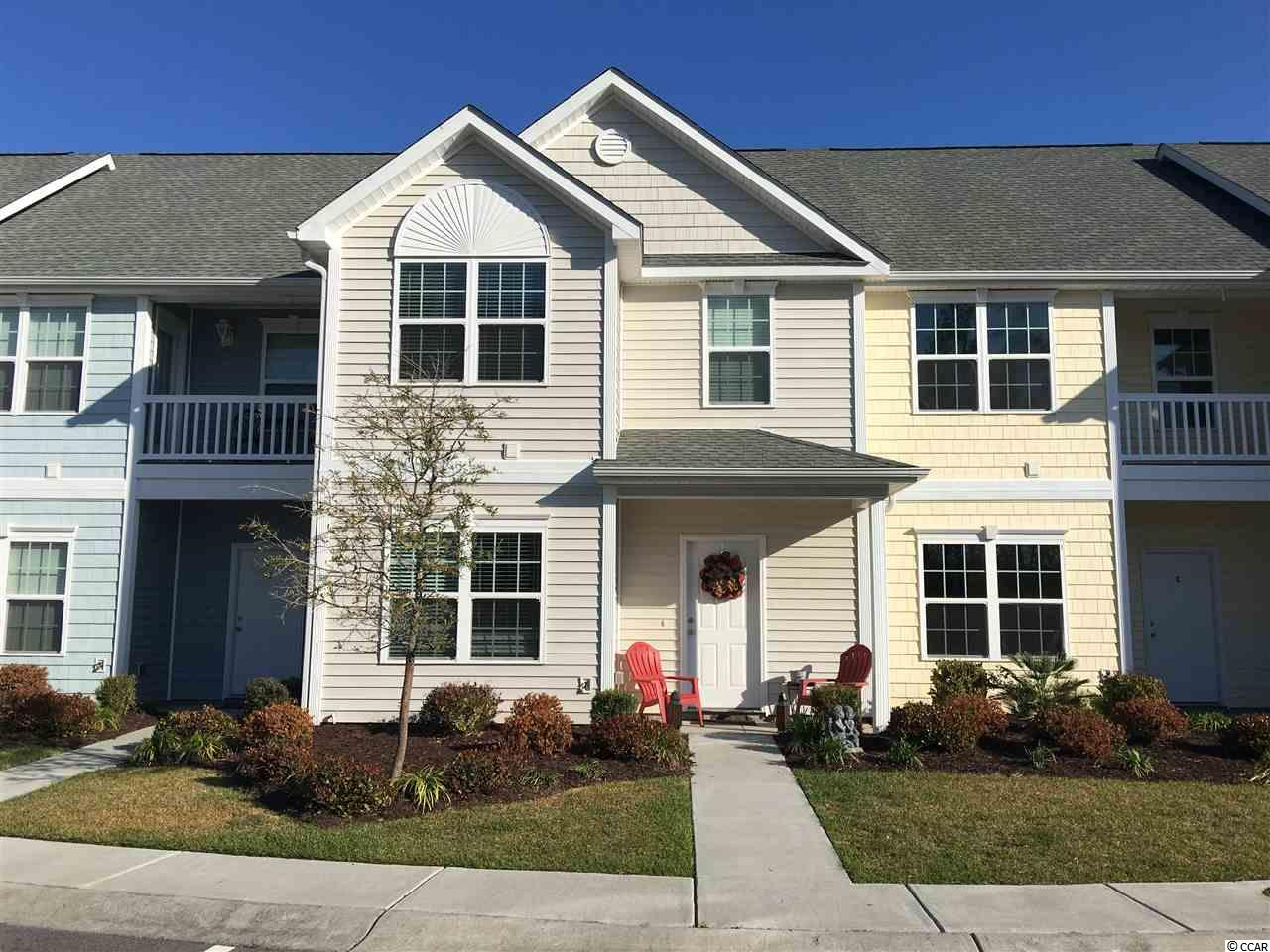 Townhouse MLS:1707902 Pine Island Townhomes  1826 Low Country Place Myrtle Beach SC