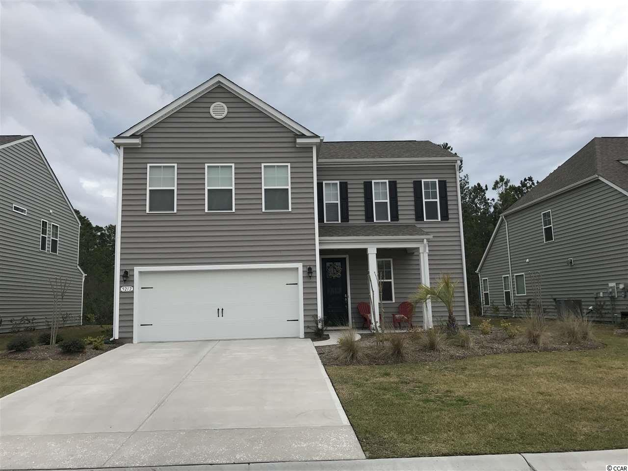 Detached MLS:1707947   5212 Harvest Run Way Myrtle Beach SC