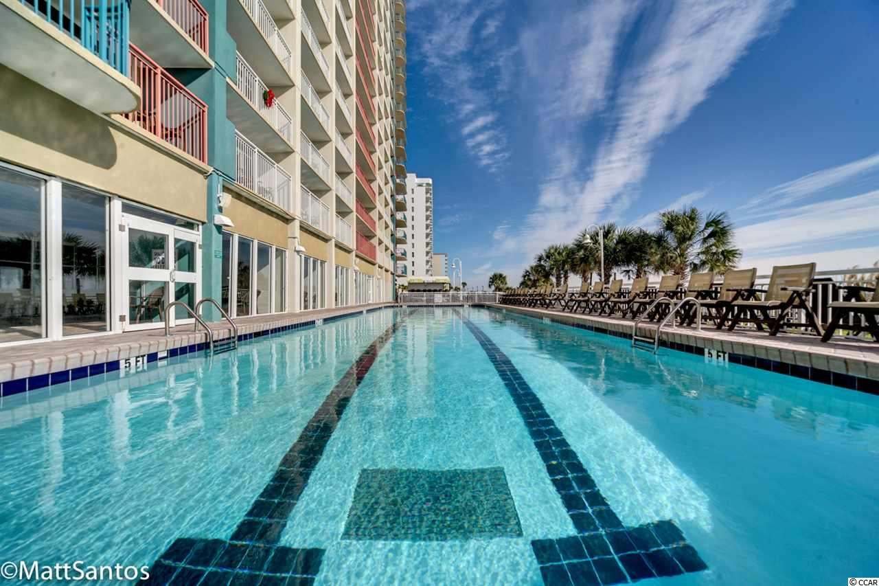 Check out this 2 bedroom condo at  Paradise Resort