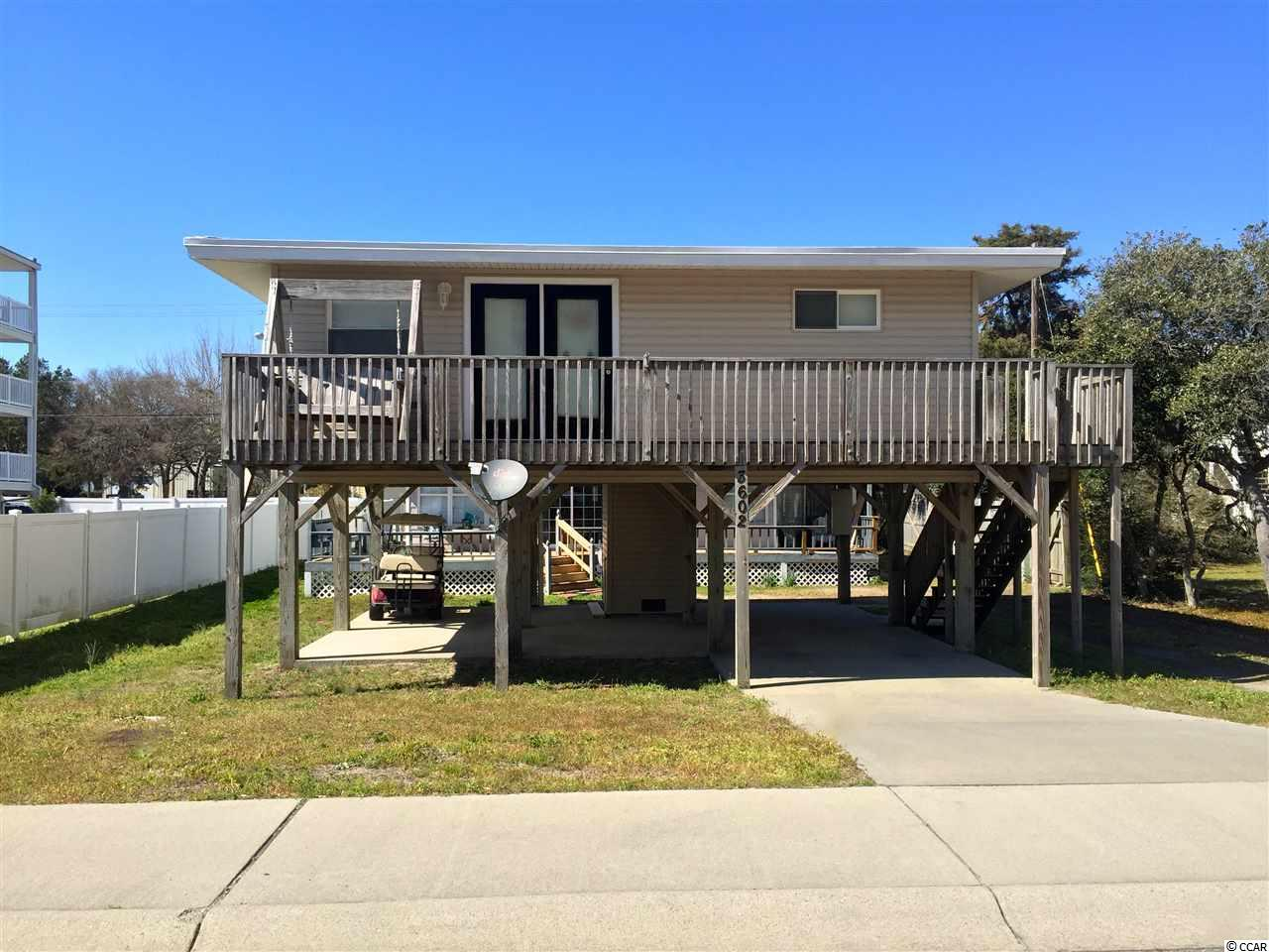 3602 S Ocean Blvd, North Myrtle Beach, SC 29582