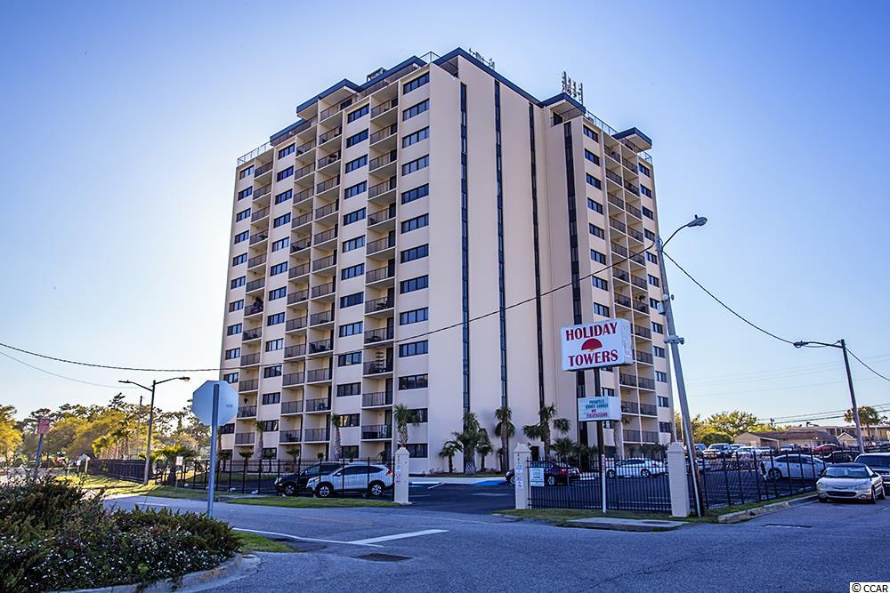 Condo MLS:1708016 Holiday Tower  601 Mitchell Drive Myrtle Beach SC