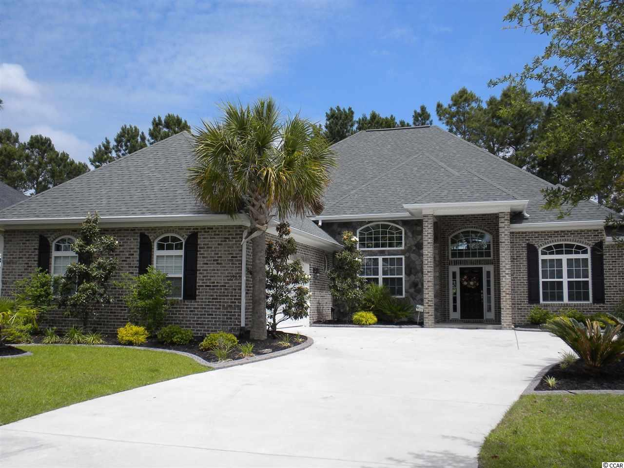 Detached MLS:1708028   4818 Bucks Bluff Dr. North Myrtle Beach SC