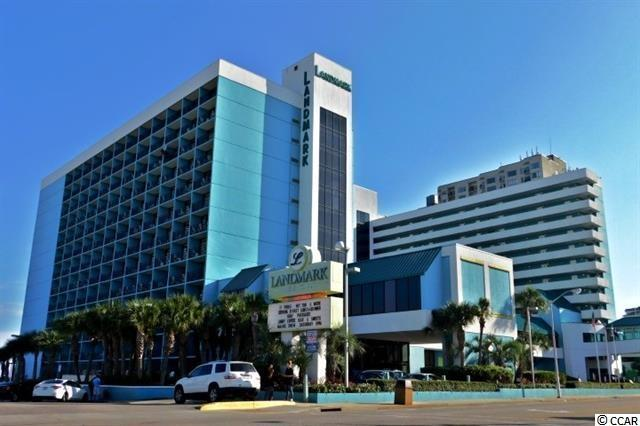 Condo in Landmark Resort : Myrtle Beach South Carolina