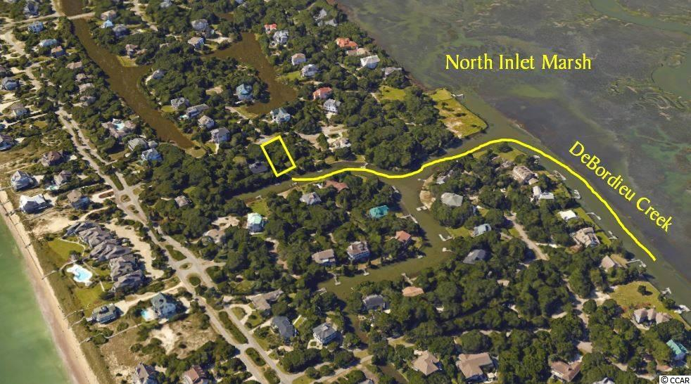 Lot 4 Dune Oaks Drive, Georgetown, SC 29442