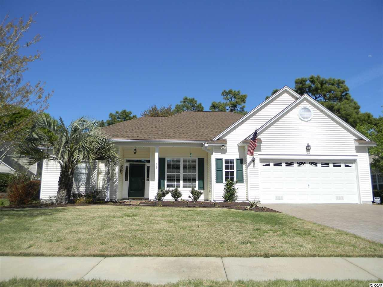 706 Tradition Club Drive, Pawleys Island, SC 29585