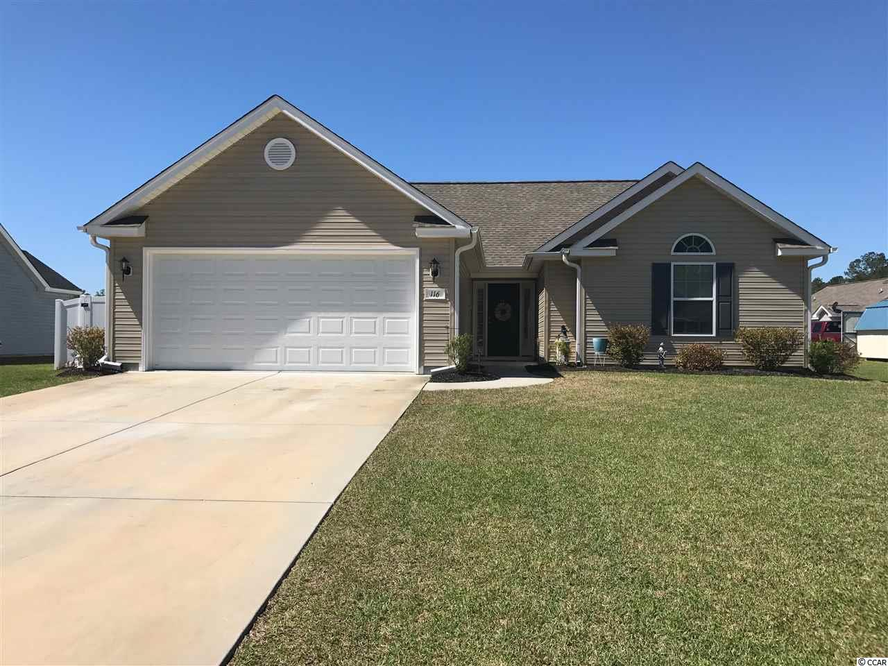116 Emily Springs Drive, Conway, SC 29527