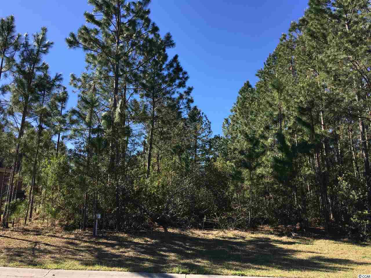 Lot 63 Parkland Dr., Myrtle Beach, SC 29579