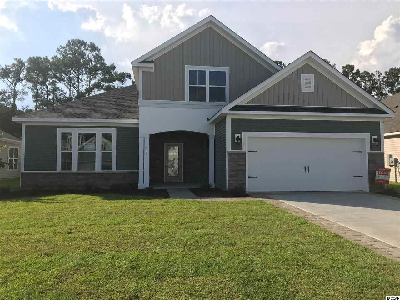 133 Copper Leaf Drive, Myrtle Beach, SC 29588