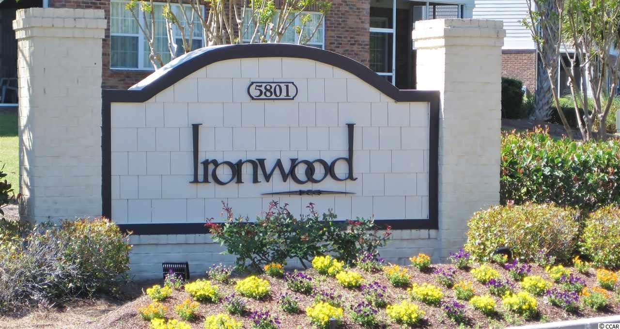 This 3 bedroom condo at  Ironwood is currently for sale