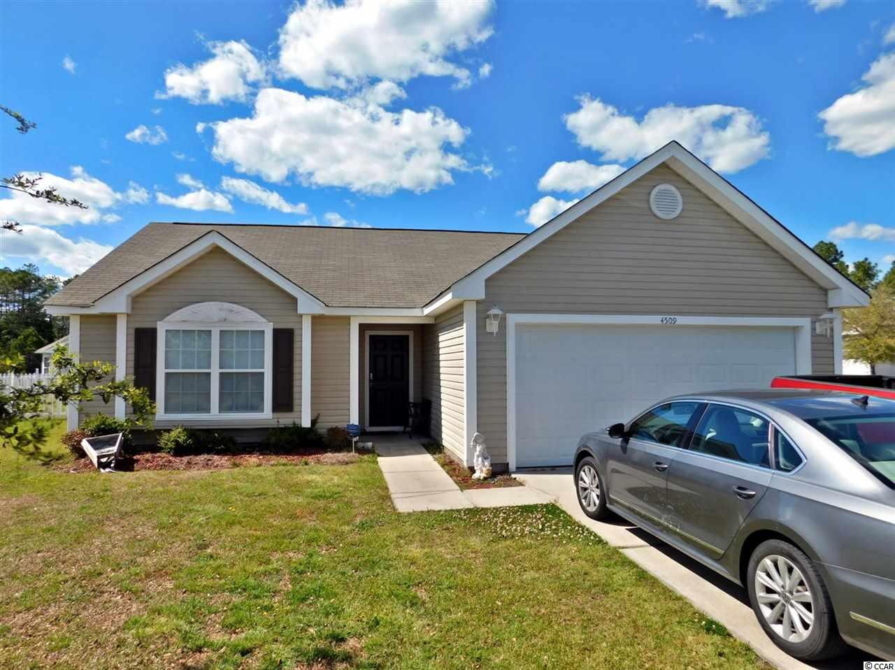 4509 E Walkerton Rd, Myrtle Beach, SC 29579