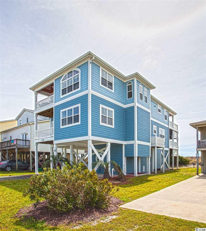 519 Ocean Blvd West, Holden Beach, NC 28462