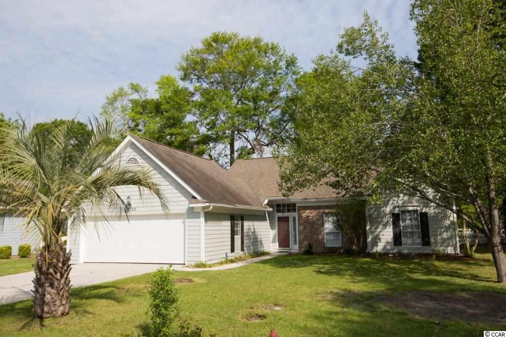 1753 Coventry Road, Surfside Beach, SC 29575
