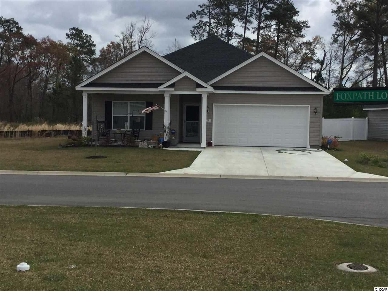 324 Foxpath Loop, Myrtle Beach, SC 29588