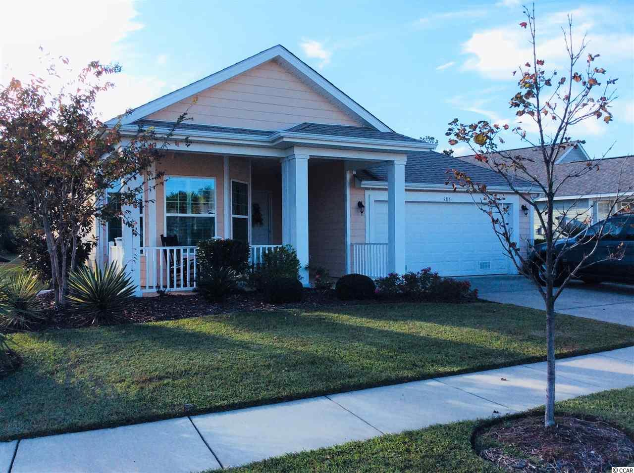 Single Family Home for Sale at 585 GRAND CYPRESS WAY 585 GRAND CYPRESS WAY Murrells Inlet, South Carolina 29576 United States