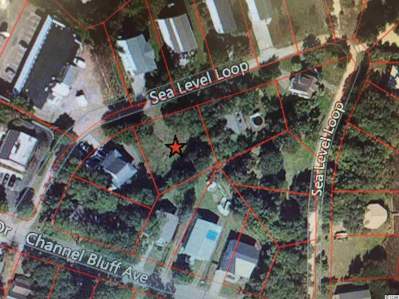Lot 53 Channel Bluff, Pawleys Island, SC 29585