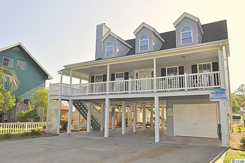 Detached MLS:1708956   503 22nd Ave. N North Myrtle Beach SC